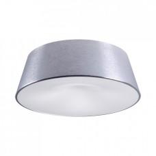 Stropní svítidlo Luxera Rodez 46047 4xE27/26W, Kartáčovaný hliník