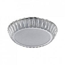 LED křišťálové stropní svítidlo Luxera 62420 VENUS LED/30W/230V Šedá