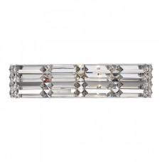 Nástěnné svítidlo Luxera London 64331 2xG4/20W, Chróm